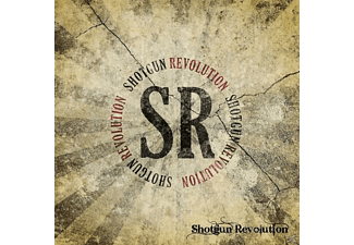 Shotgun Revolution - Shotgun Revolution [CD]