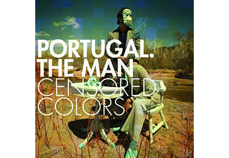 Portugal. The Man - Censored Colors - (CD)