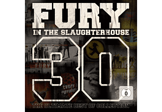 Fury In The Slaughterhouse - 30 - The Ultimate Best Of Collection Limited Deluxe Edition - (CD)