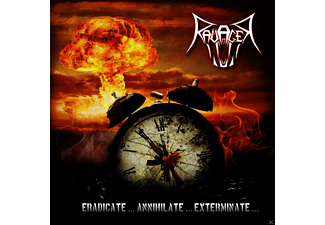 Ravager - Eradicate...Annihilate...Exterminate... - (CD)