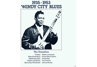Various - Windy City Blues (1935-1953) - (CD)
