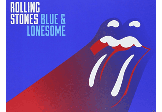 The Rolling Stones - Blue and Lonesome (Ltd. Deluxe Box) [CD + Merchandising]