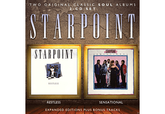 Starpoint - Restless/Sensational (Expanded+Remastered Edit.) - (CD)