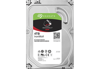 SEAGATE IronWolf NAS HDD 4TB, SATA 6Gb/s