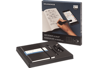 MOLESKINE Grafiktablett Smart Writing Set, schwarz (851152)