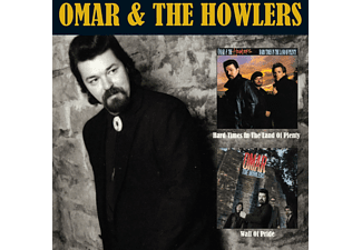 Omar+howlers - Hard Times In The Land Of Plenty/Wall Of Pride - (CD)