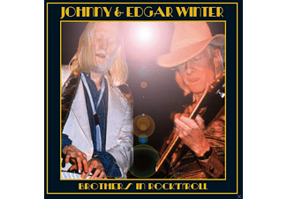 Winter, Edgar / Winter, Johnny - Brothers In Rock'n'Roll - (CD)
