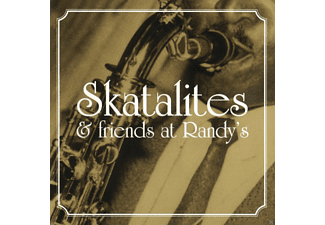 The Skatalites - Skatalites & Friends At Randy's - (Vinyl)