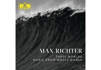 Max Richter - Three Worlds: Music From Woolf Works - (Vinyl)