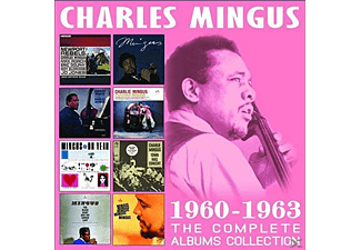 Charles Mingus - The Complete Albums Collection: 1960-1963 - (CD)