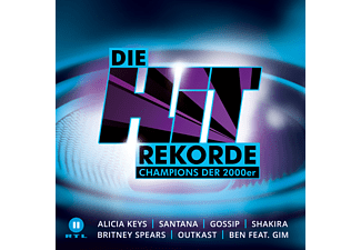 VARIOUS - Die Hit Rekorde Champions der 2000er - (CD)