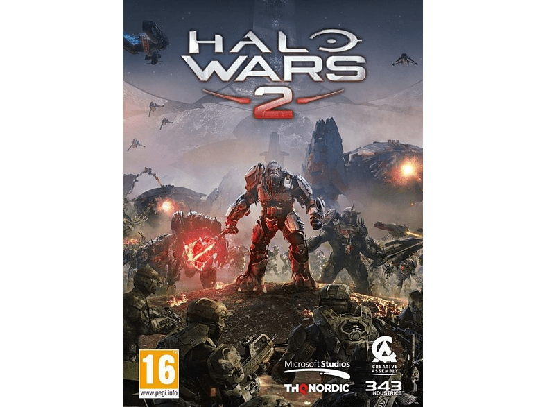 Halo Wars 2 μαζί με Product keys για Xbox One και PC gaming games pc games