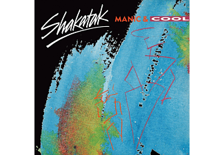 Shakatak - Manic & Cool - (CD)