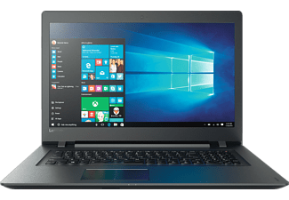 LENOVO IdeaPad 110, Notebook mit 17.3 Zoll Display, Core™ i5 Prozessor, 8 GB RAM, 1 TB HDD, HD Graphics 620, Schwarz