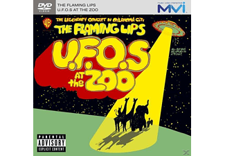 The Flaming Lips - U.F.O.'s At The Zoo-The Legend - (DVD)