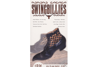 VARIOUS - Swingbillies - (CD)