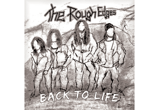 The Rough Edges - Back To life - (CD)