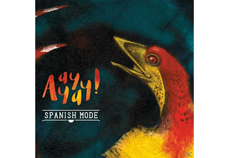 Spanish Mode - Ay Ay Ay - (CD)