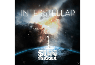 Suntrigger - Interstellar - (CD)