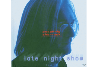 Wolfgang Puschnig - Late Night Show Part 1 - (CD)