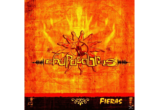 Chupacabras - Fieras - (CD)