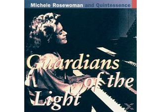 Michele Rosewoman - GUARDIANS OF THE LIGHT - (CD)