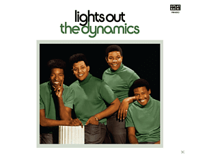 Dynamics - Lights Out - (CD)
