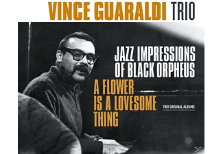 Vince - Trio Guaraldi - Jazz Impressions Of Black Orpheus - (CD)