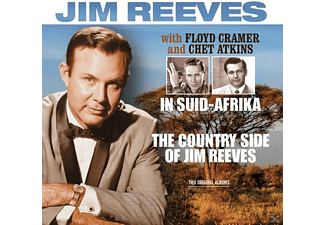 Jim/ Floyd Cramer Reeves - The Country Side Of Jim Reeves - (CD)