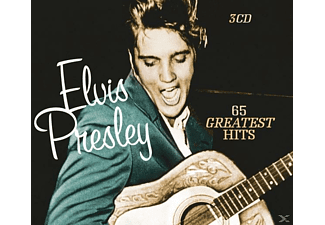 Elvis Presley - 65 Greatest Hits - (CD)