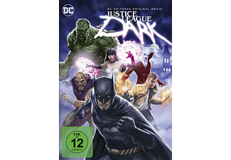 Justice League Dark - (DVD)