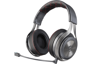 LUCID SOUND LS40 Gaming Headset - Silver