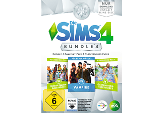 Die Sims 4 - Bundle 4 - PC