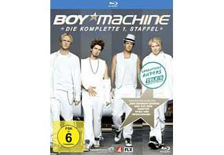 Boy Machine-Die Komplette - Staffel 1 - (Blu-ray)