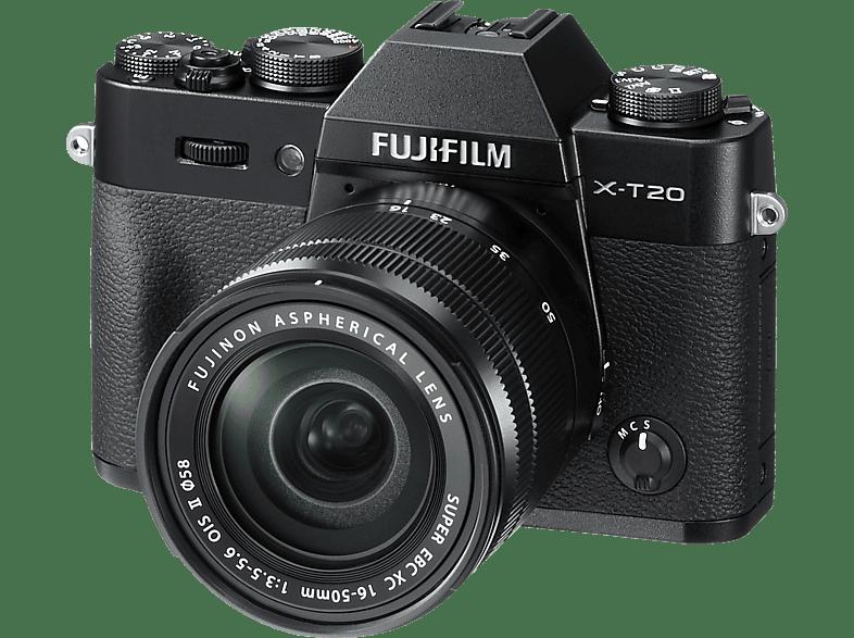 FUJIFILM X-T20 Kit Black 16-50mm hobby   φωτογραφία φωτογραφικές μηχανές mirrorless cameras