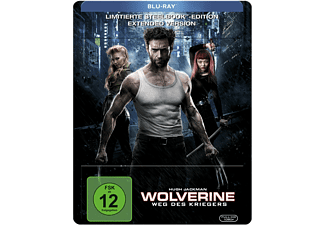 X-Men Wolverine - Weg des Kriegers Ltd. Steelbook-Edition - (Blu-ray)