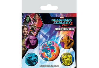 Guardians of the Galaxy 2 Button Set Cosmic