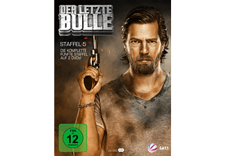 Der letzte Bulle-Staffel 5 (Basic-Version) - (DVD)