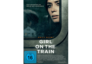 Girl on the Train - (DVD)