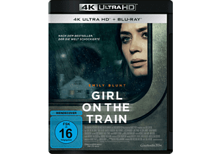 Girl on the Train - (4K Ultra HD Blu-ray + Blu-ray)