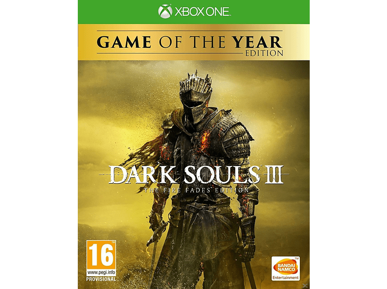 Dark Souls III - The Fire Fades Edition (GOTY) Xbox One gaming games xbox one games