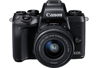 CANON EOS M5 + EF-M 15-45 IS STM