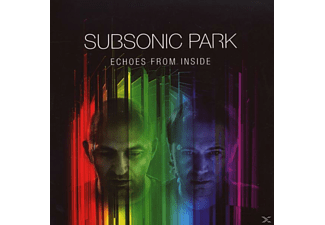 Subsonic Park - Echoes From Inside - (CD)