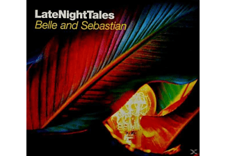VARIOUS - Late Night Tales-Belle & Sebastian  (Volume 2) - (CD)