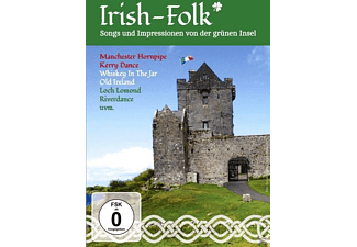 VARIOUS - Irish-Folk - (DVD)