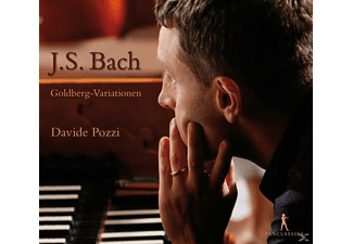 Davide Pozzi - Goldberg-Variationen BWV 988 - (CD)