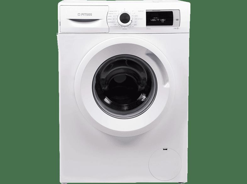 PITSOS WNP1000D8 οικιακές συσκευές πλυντήρια ρούχων πλυντήρια εμπρόσθιας φόρτωσης οικιακές συσκευ
