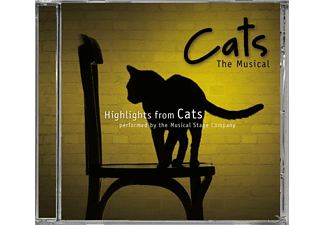 Musical Stage Company - Highlights From Cats-The Musical - (CD)