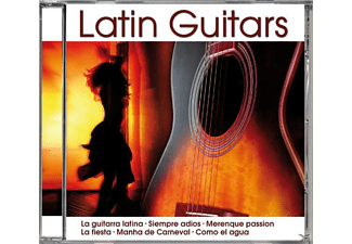 VARIOUS - Latin Guitars - (CD)