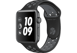 APPLE Watch Nike+ 38 mm Space Grey Alüminyum Kasa Akıllı Saat